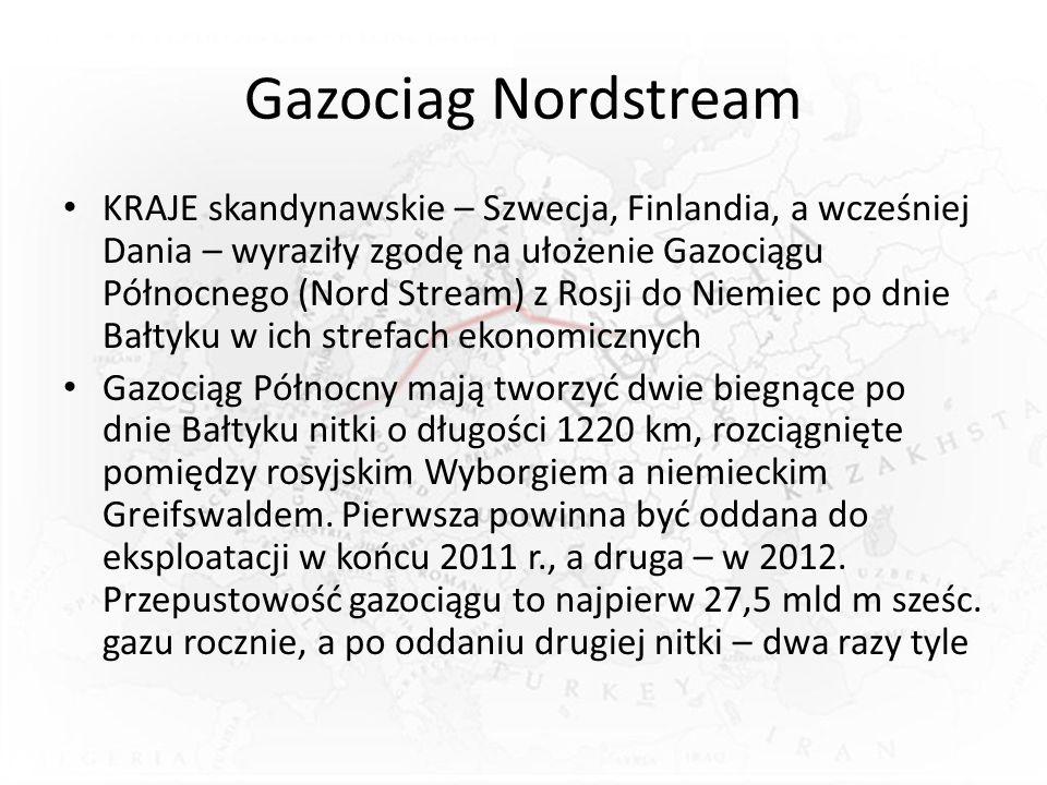 Gazociag Nordstream