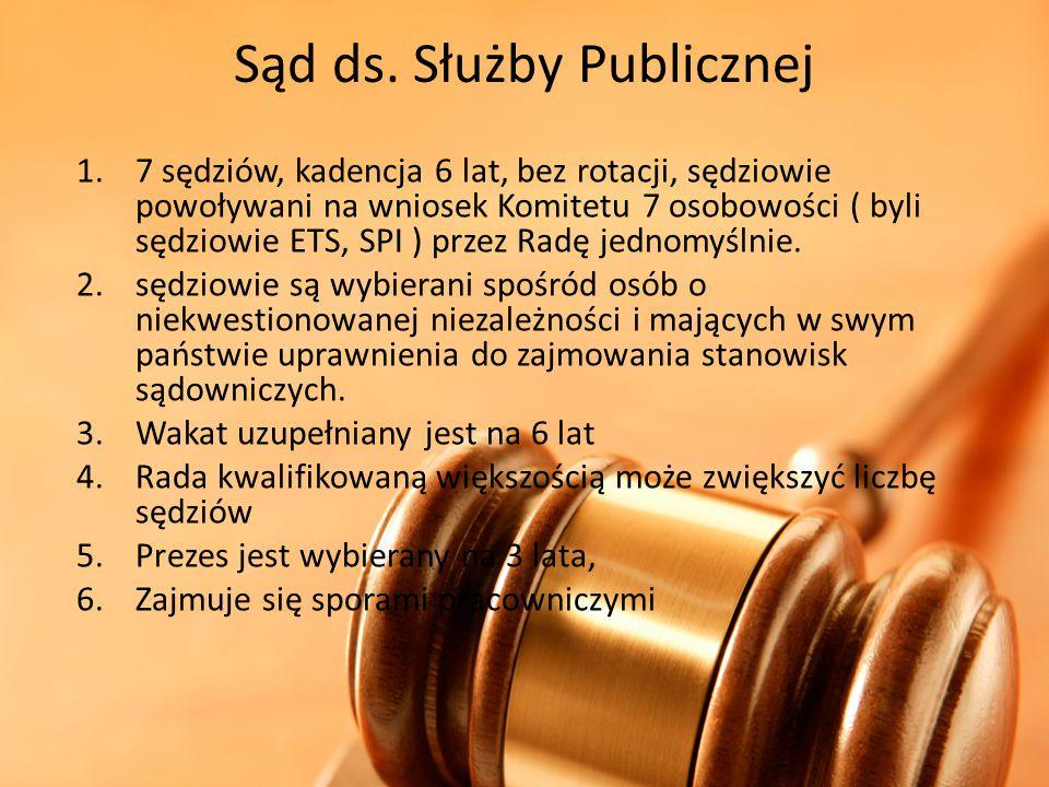 Sąd ds. Służby Publicznej