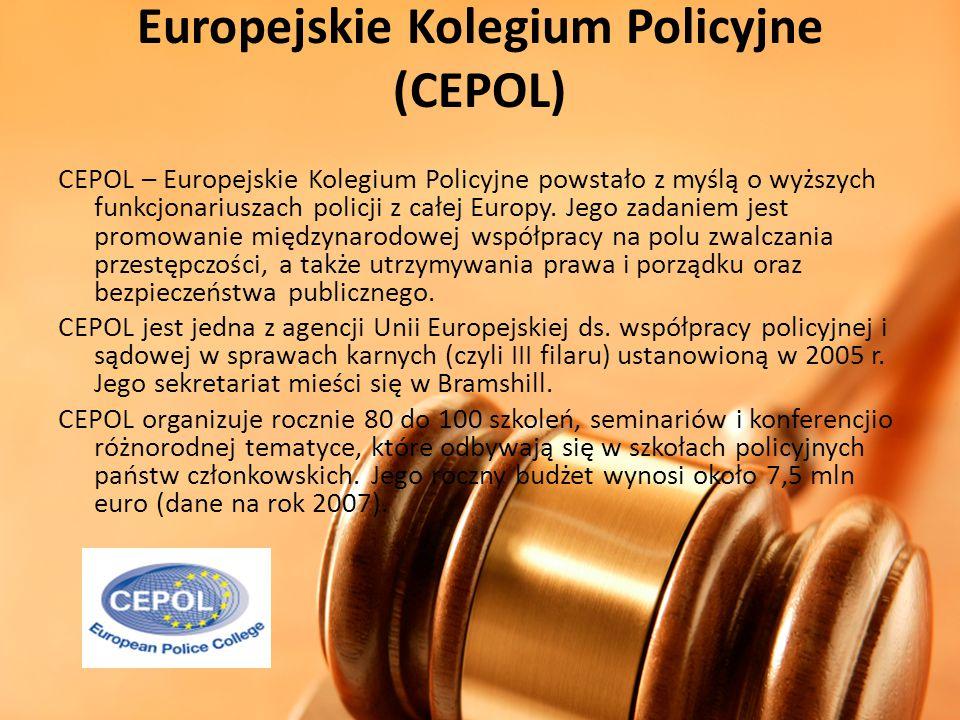 Europejskie Kolegium Policyjne (CEPOL)