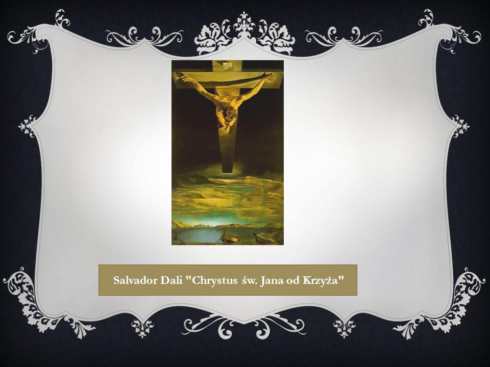 Salvador Dali Chrystus św. Jana od Krzyża