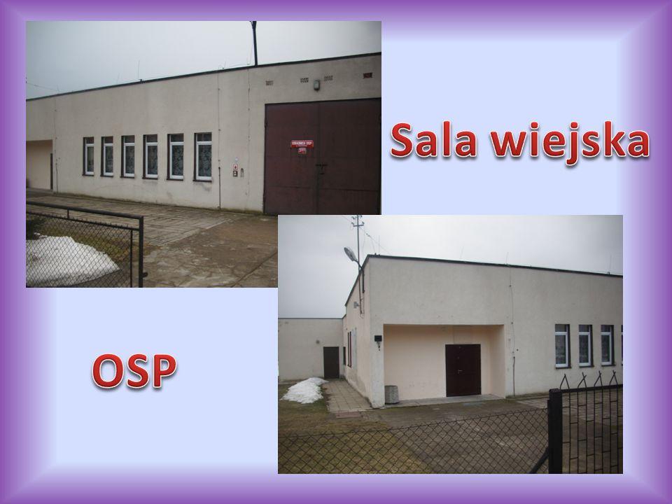 Sala wiejska OSP