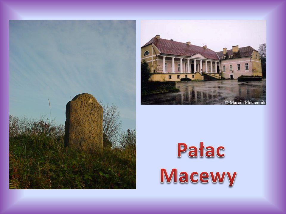 Pałac Macewy