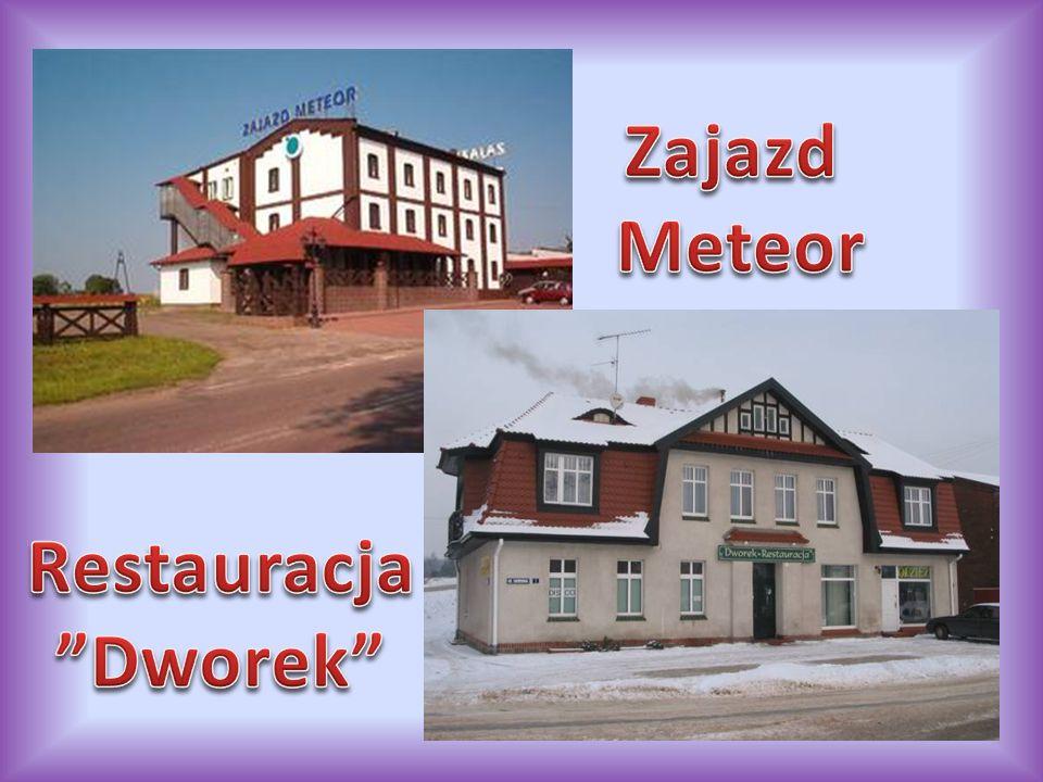 Zajazd Meteor Restauracja Dworek