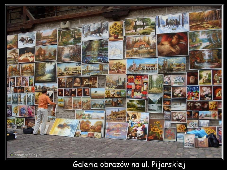 Galeria obrazów na ul. Pijarskiej