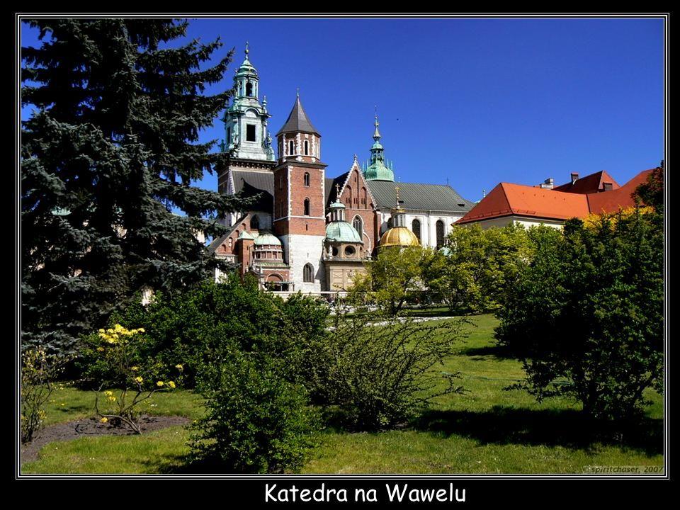 Katedra na Wawelu