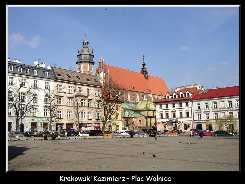 Krakowski Kazimierz – Plac Wolnica