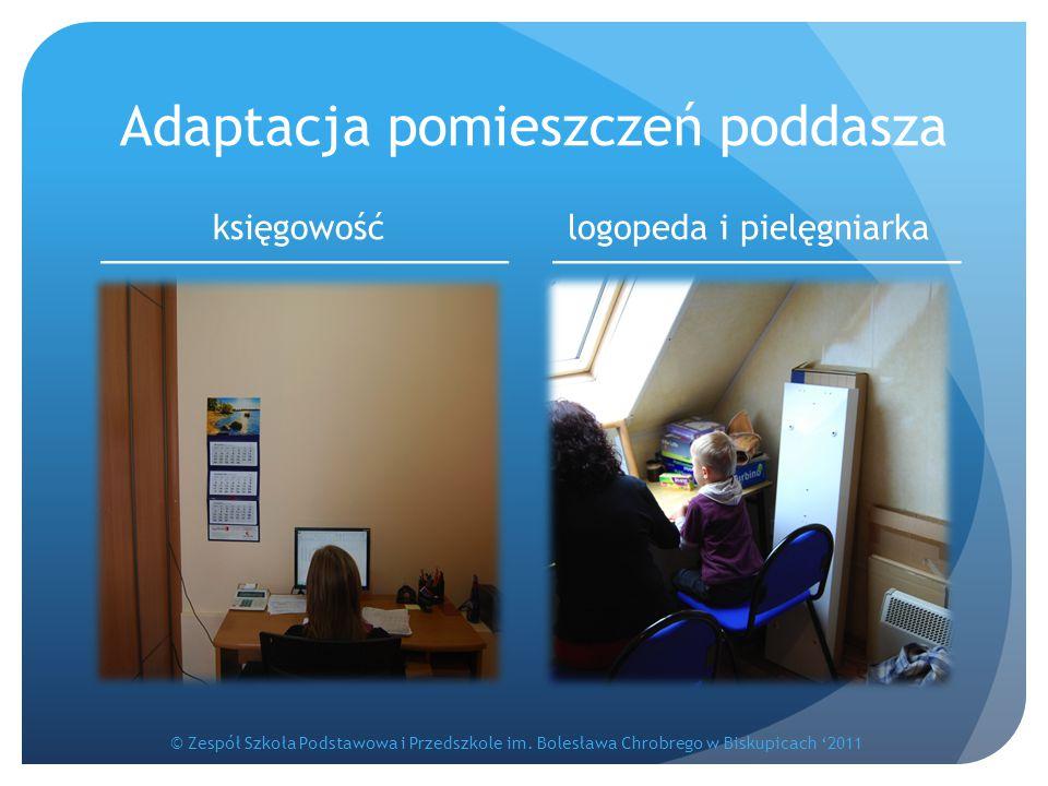 Adaptacja pomieszczeń poddasza
