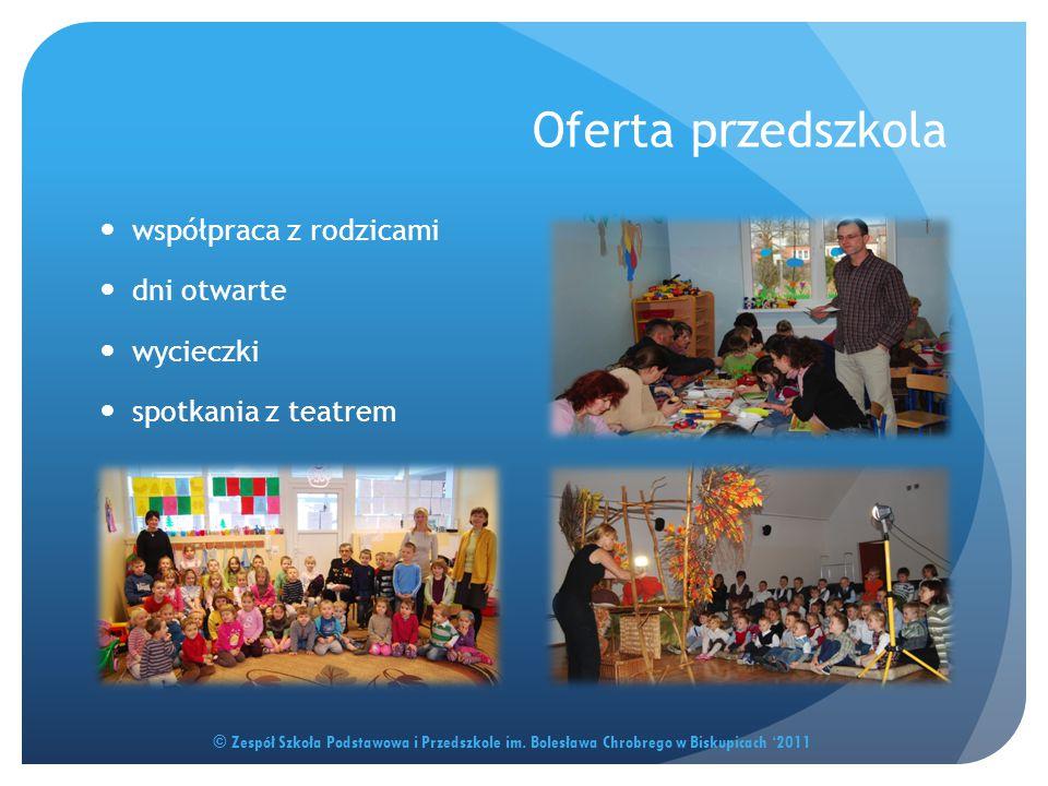 Oferta przedszkola współpraca z rodzicami dni otwarte wycieczki