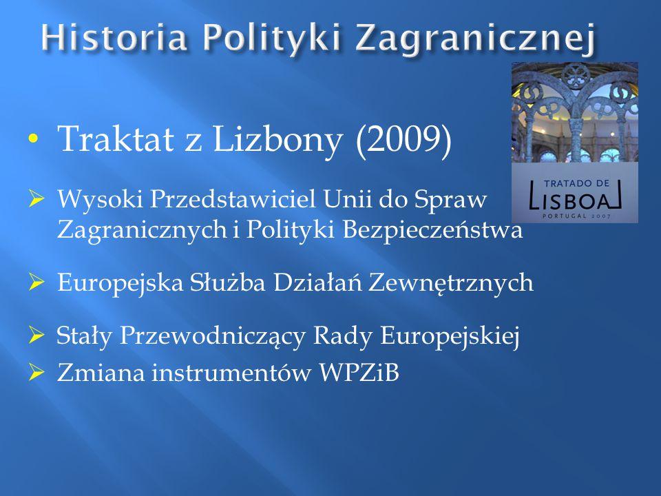 Historia Polityki Zagranicznej