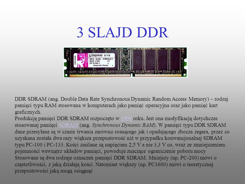 3 SLAJD DDR
