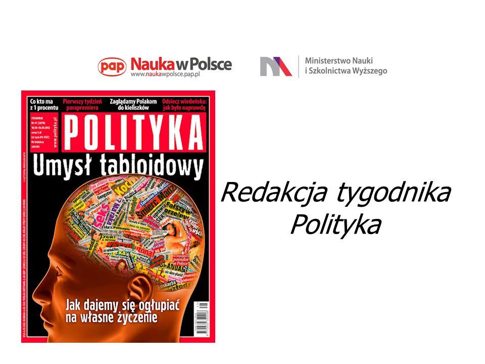 Redakcja tygodnika Polityka