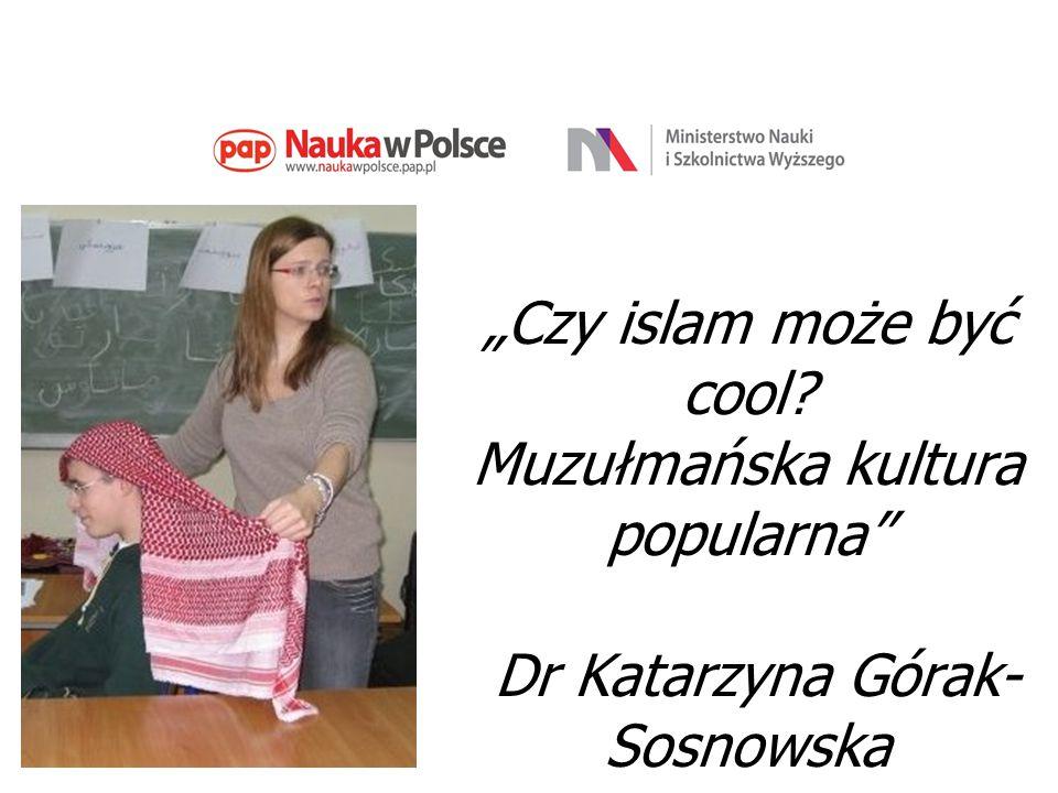 """""""Czy islam może być cool"""