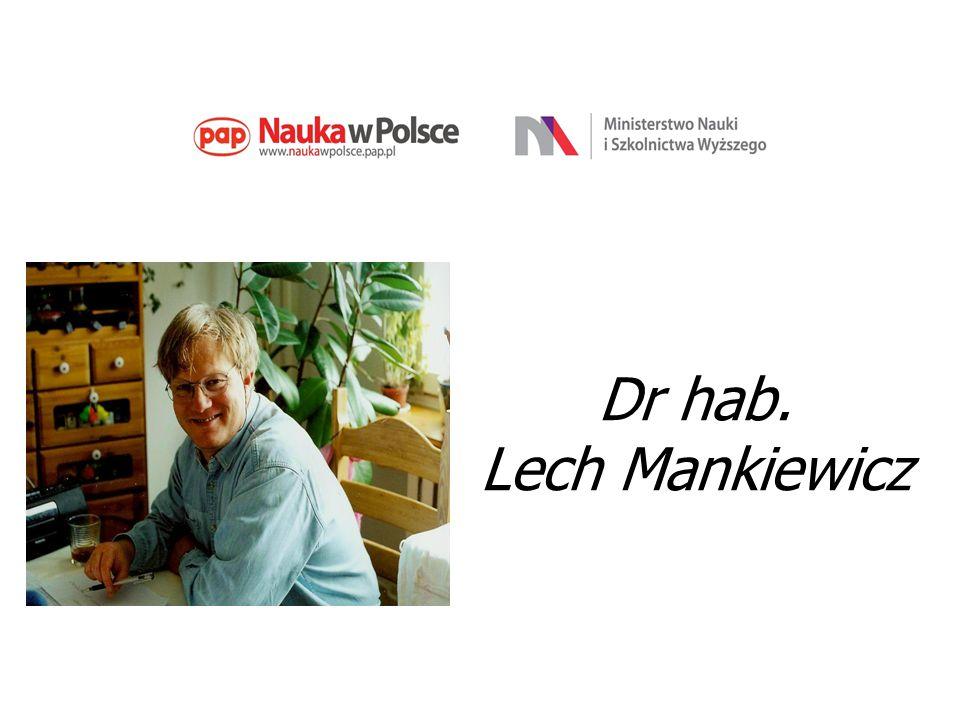 Dr hab. Lech Mankiewicz