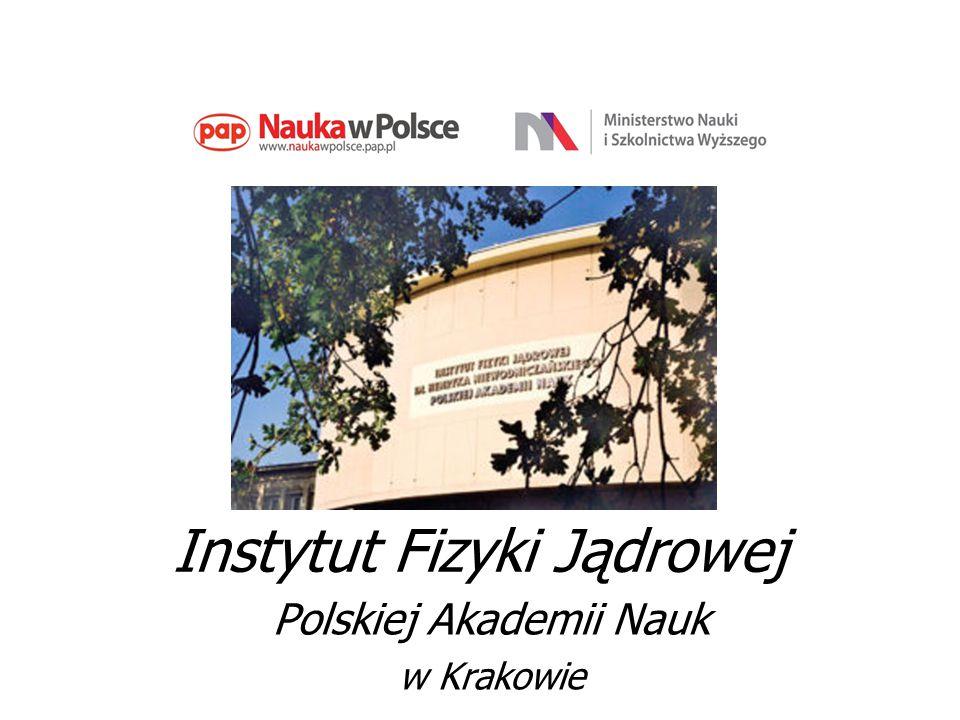 Instytut Fizyki Jądrowej