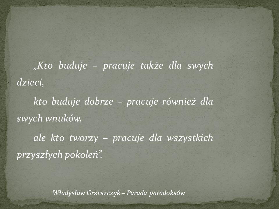 Władysław Grzeszczyk – Parada paradoksów