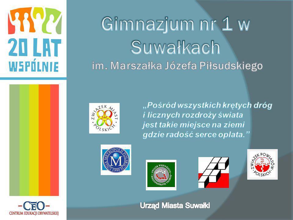 Gimnazjum nr 1 w Suwałkach im. Marszałka Józefa Piłsudskiego
