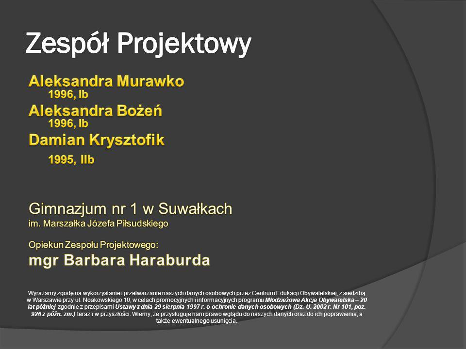 Zespół Projektowy Aleksandra Murawko 1996, Ib