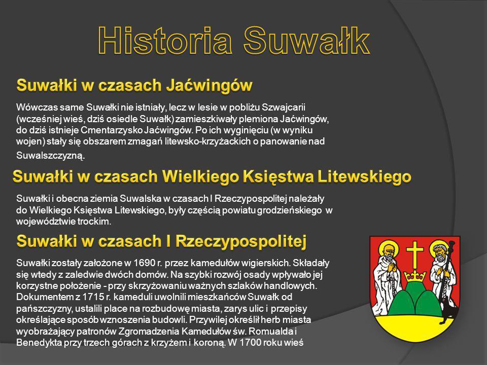 Historia Suwałk Suwałki w czasach Jaćwingów