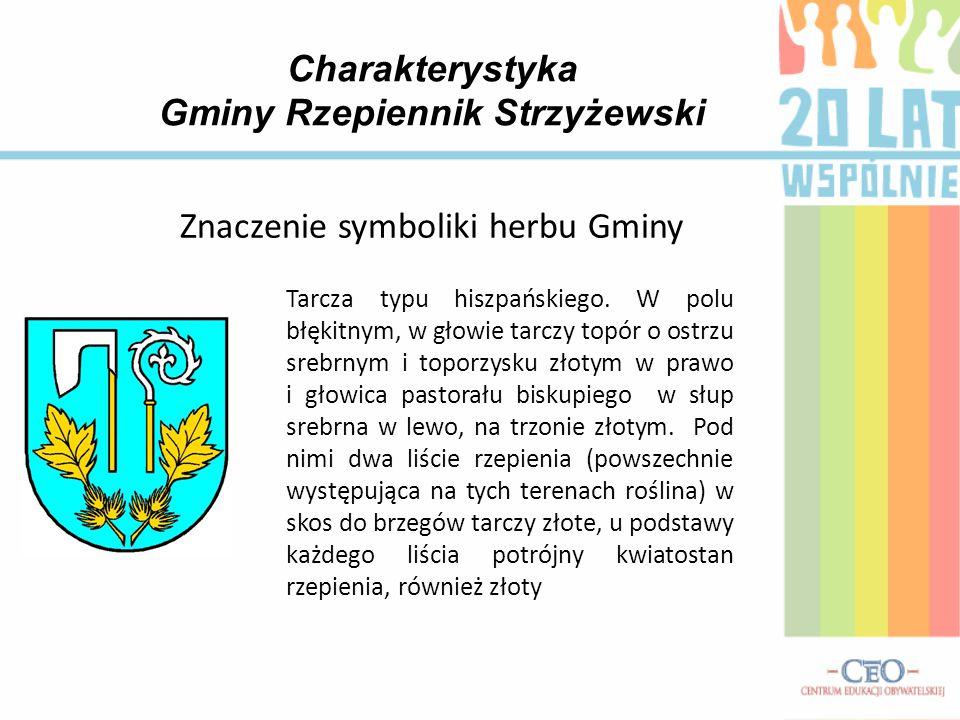 Znaczenie symboliki herbu Gminy