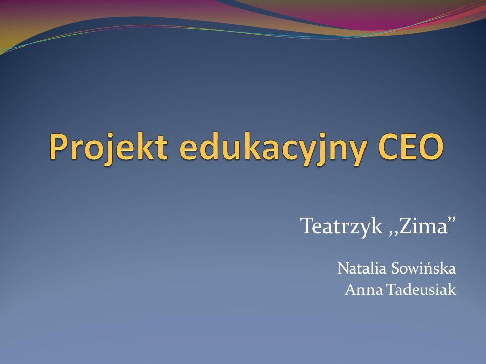 Projekt edukacyjny CEO