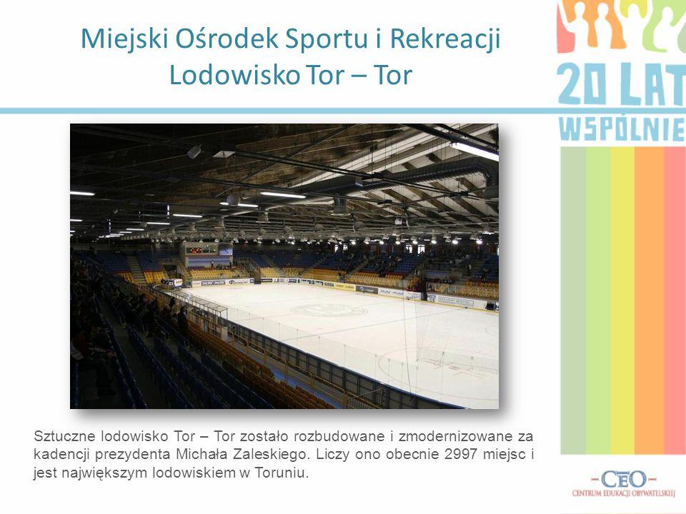 Miejski Ośrodek Sportu i Rekreacji Lodowisko Tor – Tor