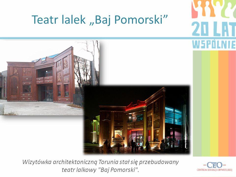 """Teatr lalek """"Baj Pomorski"""