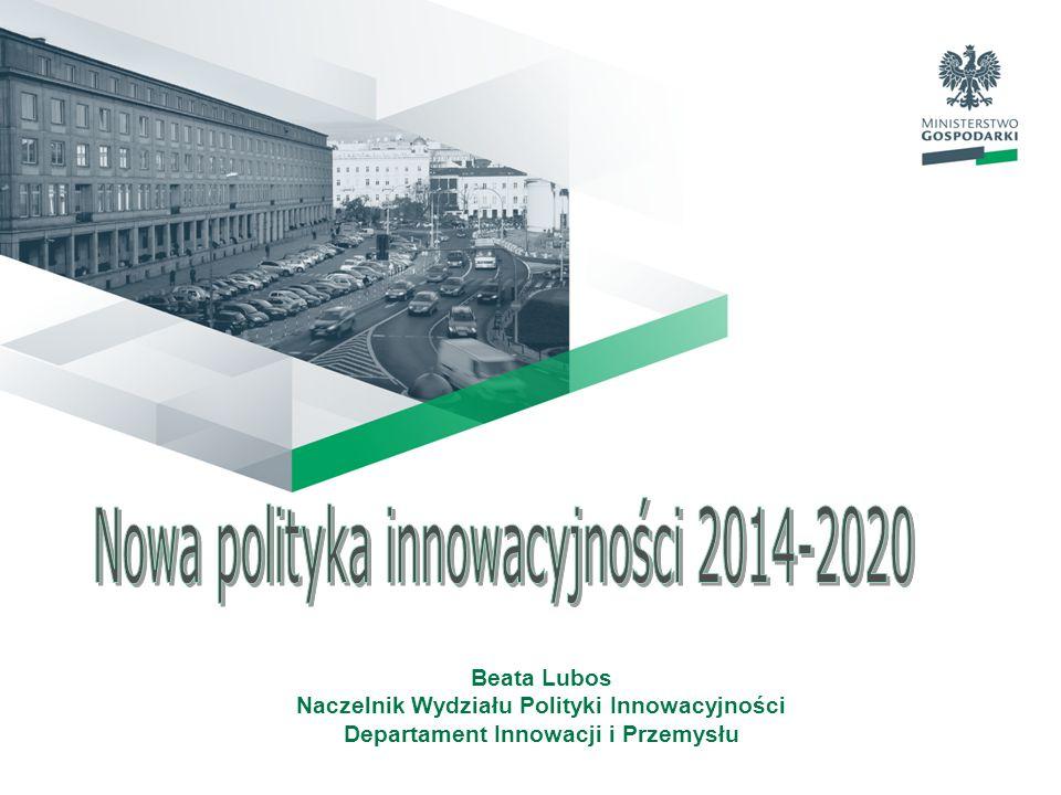 Nowa polityka innowacyjności 2014-2020