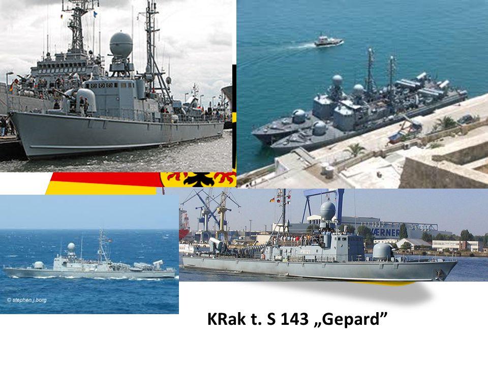 """KRak t. S 143 """"Gepard"""