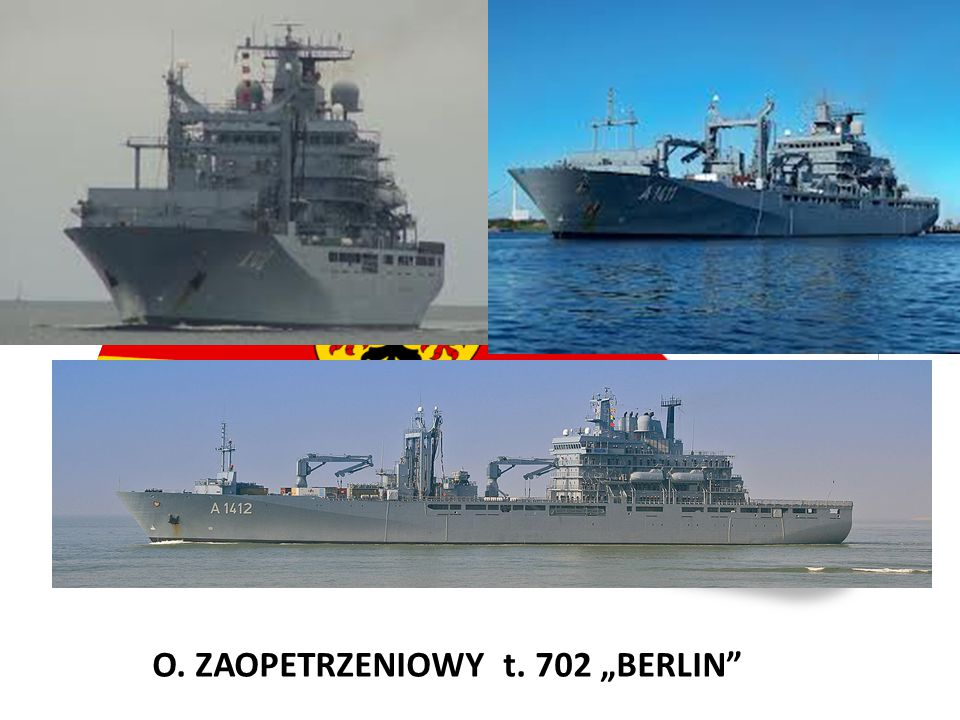 "O. ZAOPETRZENIOWY t. 702 ""BERLIN"