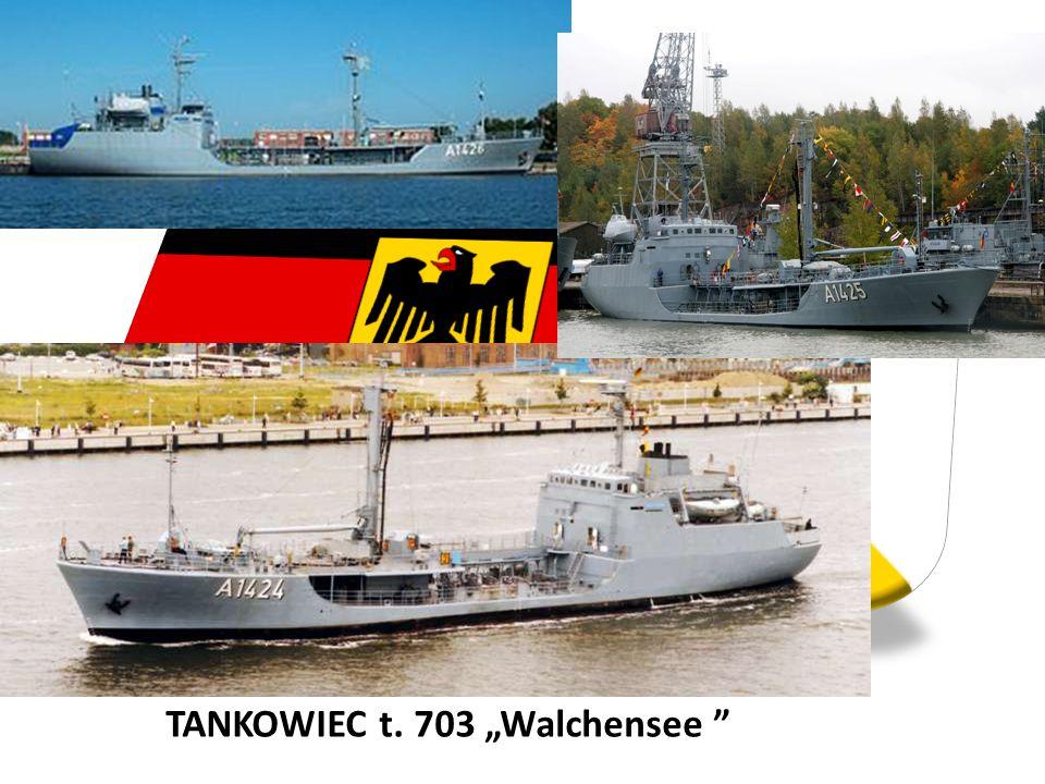 """TANKOWIEC t. 703 """"Walchensee"""