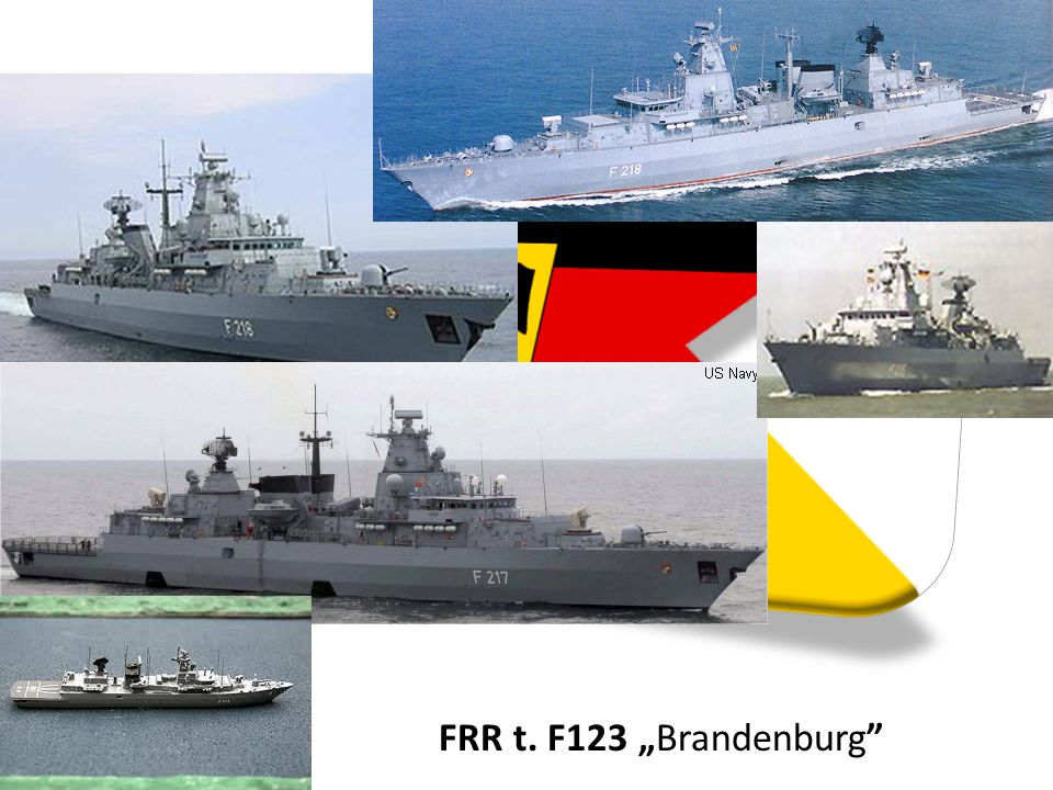 """FRR t. F123 """"Brandenburg"""