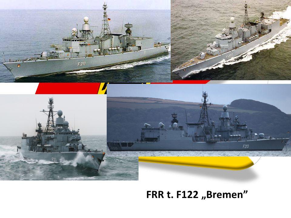 """FRR t. F122 """"Bremen"""