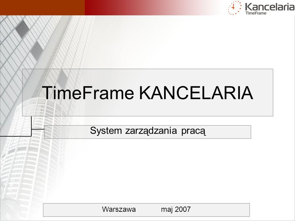 System zarządzania pracą
