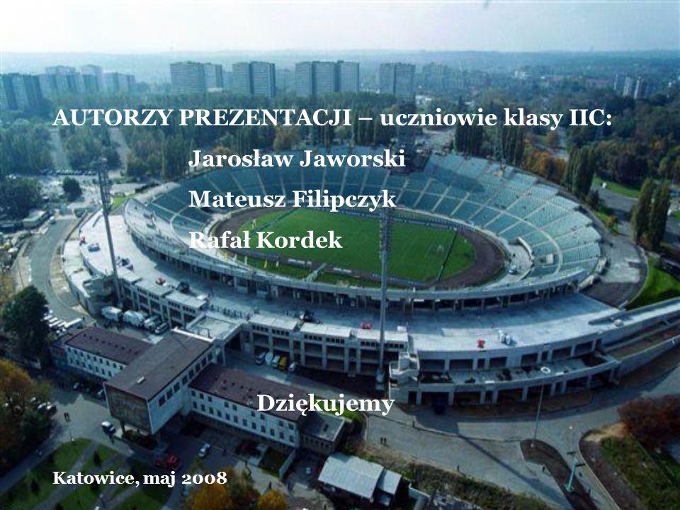 AUTORZY PREZENTACJI – uczniowie klasy IIC: Jarosław Jaworski
