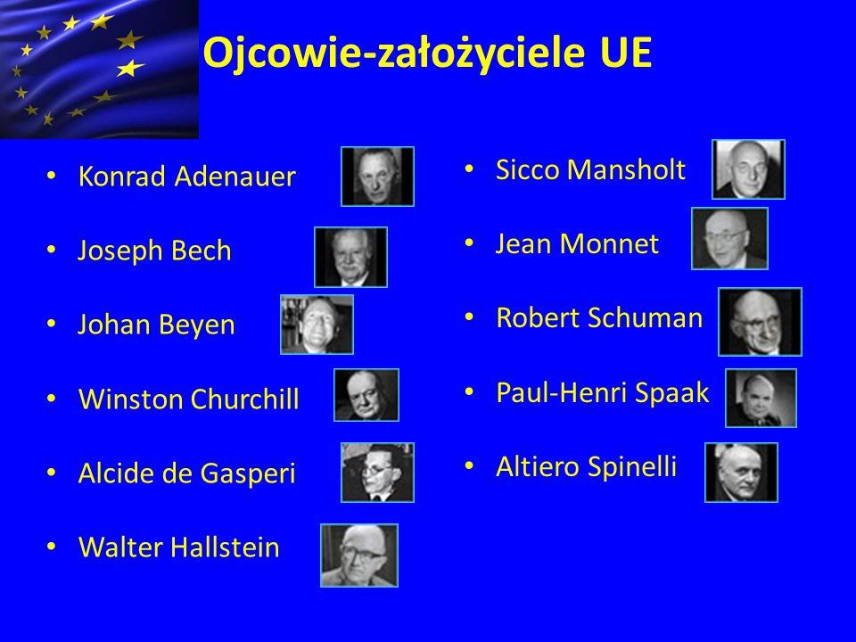 Ojcowie-założyciele UE
