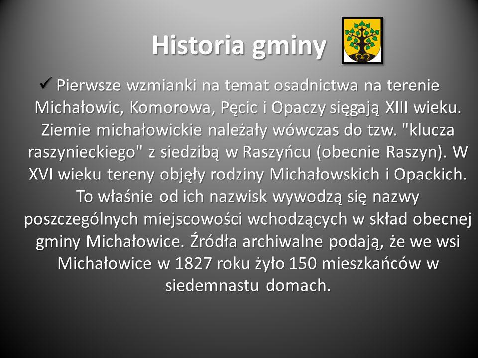 Historia gminy
