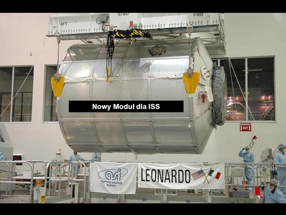 Nowy Moduł dla ISS