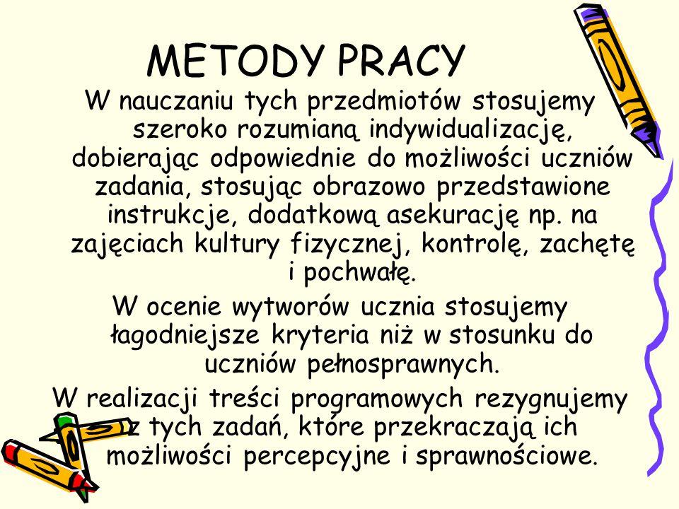 METODY PRACY