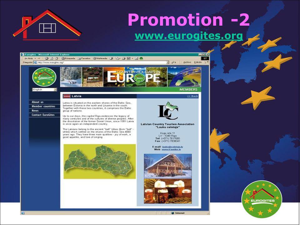 Promotion -2 www.eurogites.org