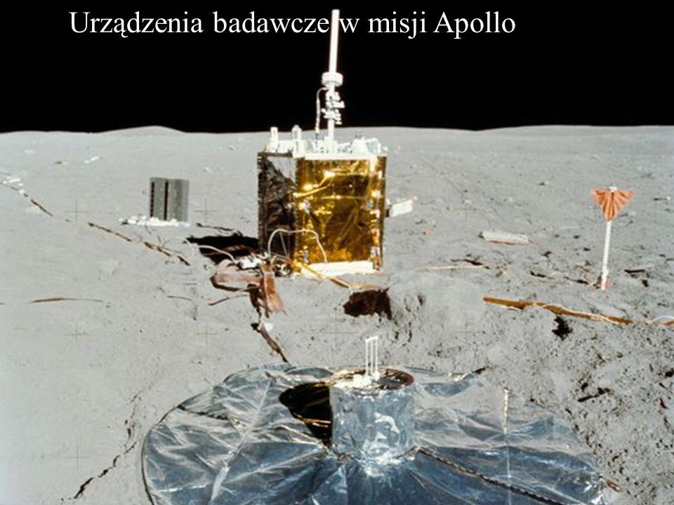 Urządzenia badawcze w misji Apollo