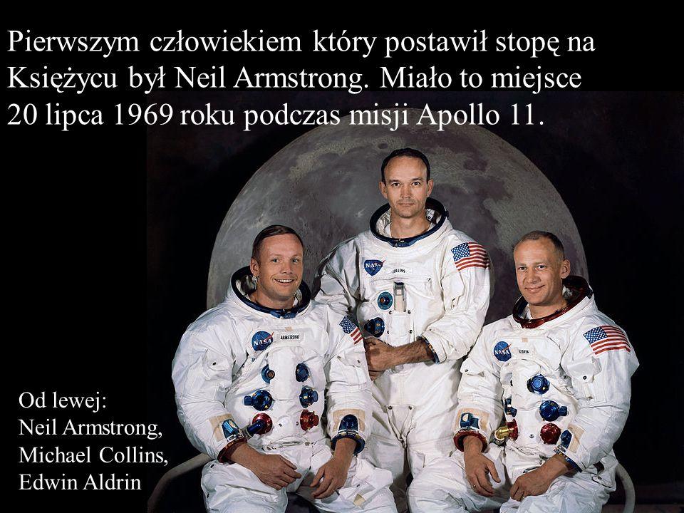 20 lipca 1969 roku podczas misji Apollo 11.