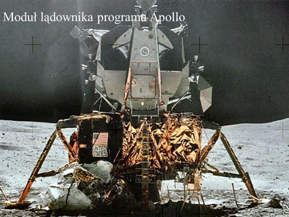 Moduł lądownika programu Apollo