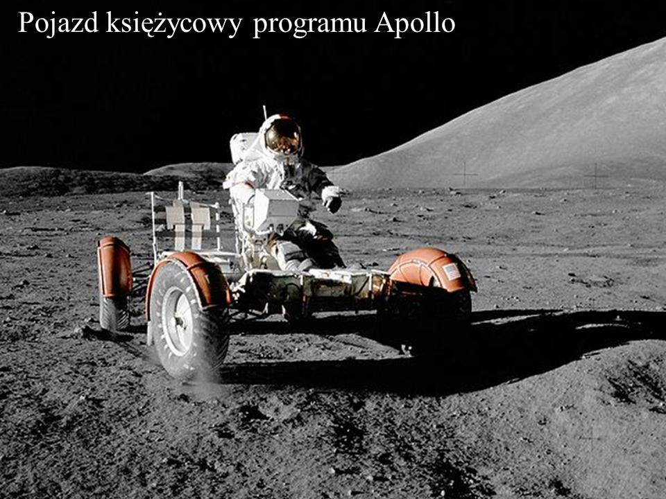 Pojazd księżycowy programu Apollo