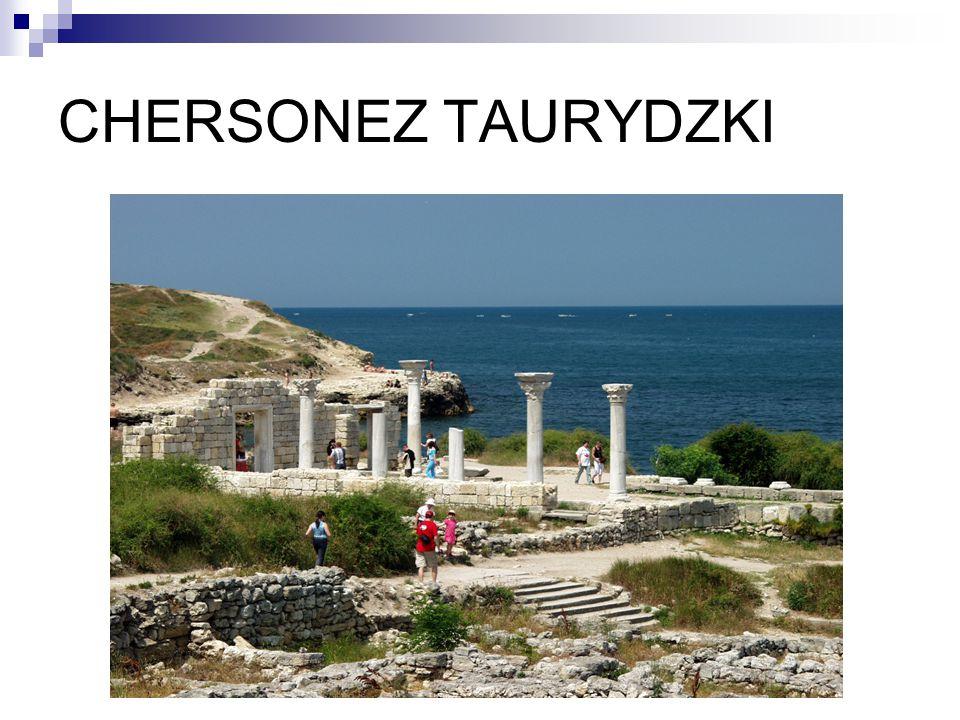 CHERSONEZ TAURYDZKI
