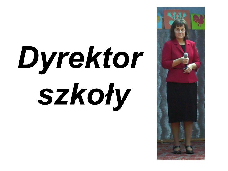 Dyrektor szkoły