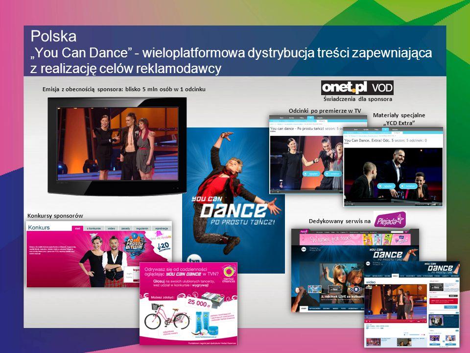 """Materiały specjalne """"YCD Extra Odcinki po premierze w TV"""