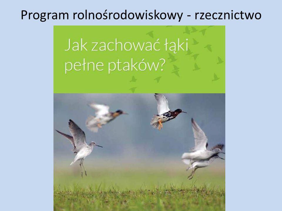 Program rolnośrodowiskowy - rzecznictwo