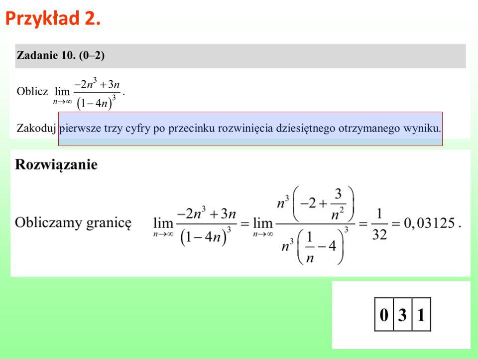 Przykład 2.