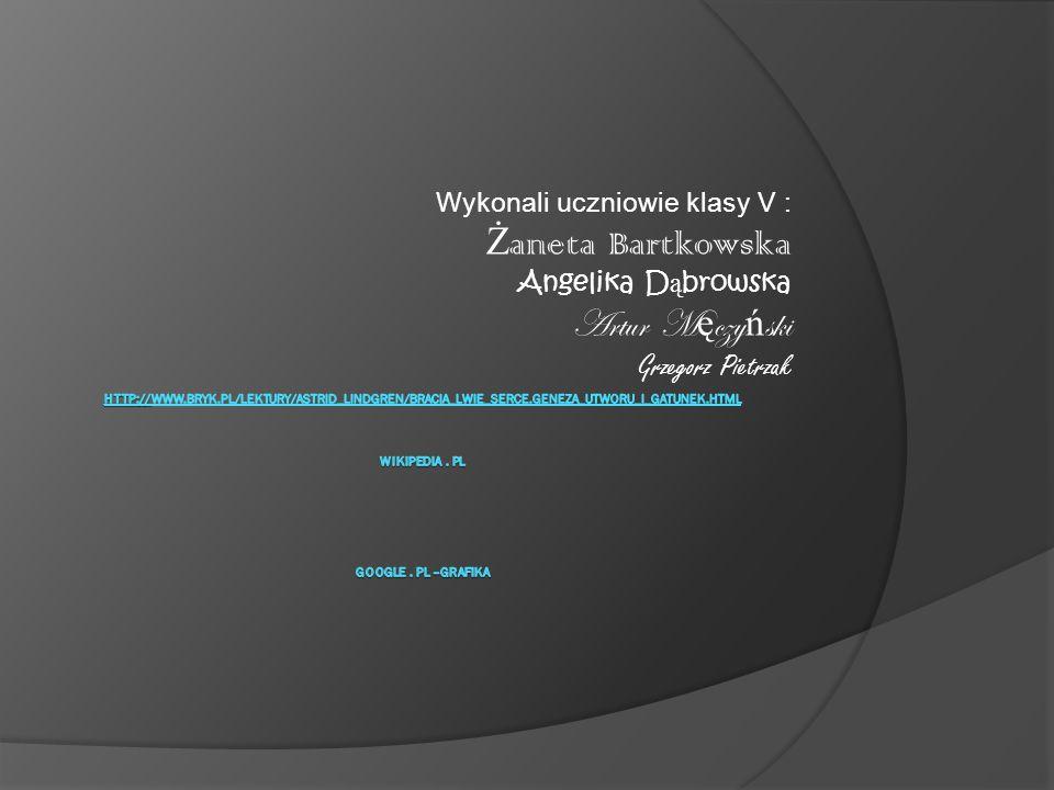 Żaneta Bartkowska Artur Męczyński Grzegorz Pietrzak