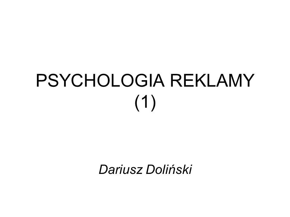 PSYCHOLOGIA REKLAMY (1)